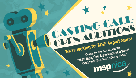 Casting Call Try Out For The New MSP Nice Video
